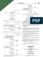 Decreto 29592 de 20 Nov 2013 - Extingue Cargos No Governo de Sergipe