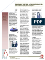 PCF Info 1 - Argamassas vs Tintas