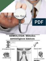 semiologia auscultacion