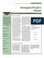 APH Newsletter January 2012