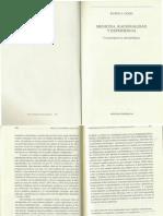 Good 2003, Medicina, Racionalidad y Experiencia (2)