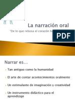 903241 La Narracion Oral