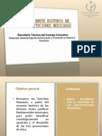 Historia de Las Constituciones (Modulo3)