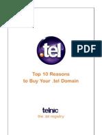 Top Reasons to Buy Domain