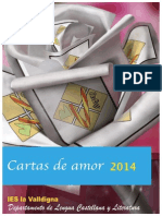 Cartas de Amor 2014 IES la Valldigna