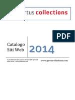 Catalogo Siti Web