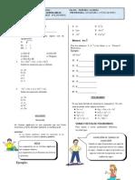 monomios polinomios