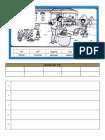 5 Sentences Worksheet