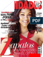 Revista Vanidades - Julio 201