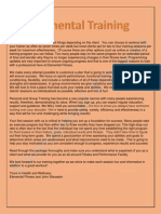 welcome to training  training standards 1