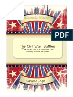 the civil war unit