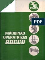 Fresadora Universal Ierocco Rfu n1