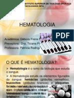 Hematologia - hemograma