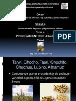 09 Proc Tarwi