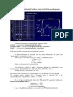 ECG - cálculo da frequência cardíaca