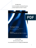 [Intro] the Digital Divide. the Internet and Social Inequality in International Perspective