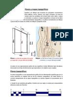 Planos y mapas topográficos