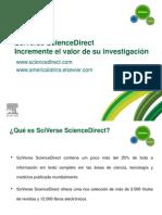 Presentacion_SciVerse_ScienceDirect
