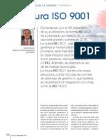 La Futura ISO 9001. 2013