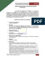 Cualitativa - 2011 - GUÍA PARA PRESENTAR PROYECTOS DE INVESTIGACIÓN CON METODOLOGÍA CUALITATIVA GUÍA PARA PRESENTAR PROYECTOS DE INVESTIGACIÓN