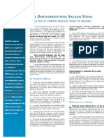 UNFPA Anticoncepción