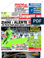 Edition du 25 octobre 2009