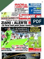 Edition du 25 octobre 2009