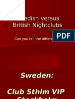Pub Sueco Contra Pub Britanico
