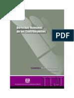 RÍOS GRANADOS, Gabriela. Coord., DERECHOS HUMANOS DE LOS CONTRIBUYENTES. 1a. ed. UNAM, 2014