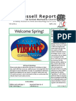 This Month at Russell (April 2014)