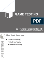 GT 06 Testing Fundamentals 2