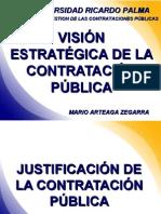 Visión Estratégica y General + Globalización - Cusco II
