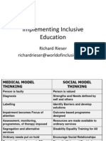 implementing inclusive education 2