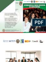 114916058 Sistematizacion Experiencia Participacion Ciudadana Del Canton Montufar Carchi Ecuador