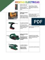 5 Herramientas de Carpinteria, Electricidad