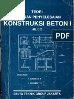 Diktat Soal Konstruksi Beton Jilid 2