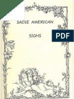 OES Sadie American Sighs