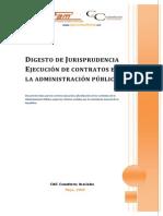 Contratación Administrativa Jurisprudencia