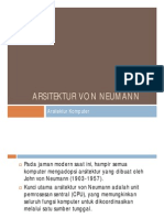 Struktur Mesin Von Neumann