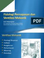 2012 01 21Tutorial Fisiologi Pernapasan Dan Ventilasi Mekanik Pres