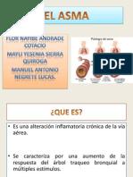 Exposicion Sobre El Asma Bronquial 1