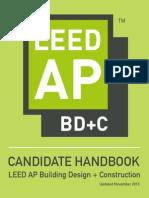 BD+C Candidate Handbook 11-18-13