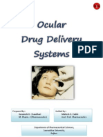 Ocular Drug Delivery System by KaRaM-C