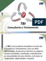 Apresentação TBI Consultoria