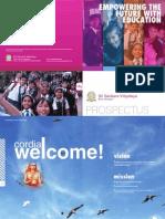 School Prospectus Sample