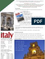 Italy Magazine Media Pack Italiano