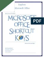 Office Shortcut Keys