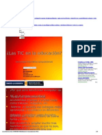 Alfabetizacion Computacional (TICS)