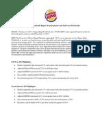 BKW_Q42013_ResultsPressRelease