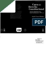 Vivanco Ángela- Curso de Derecho Constitucional